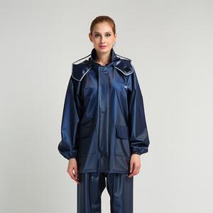 fetish pvc raincoat