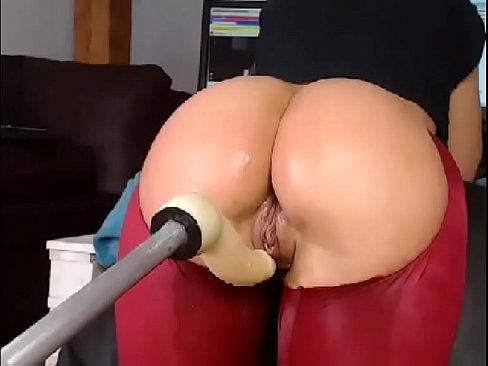 fuck machine ass