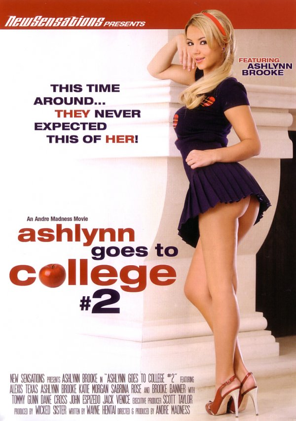 college to brooke xxx goes