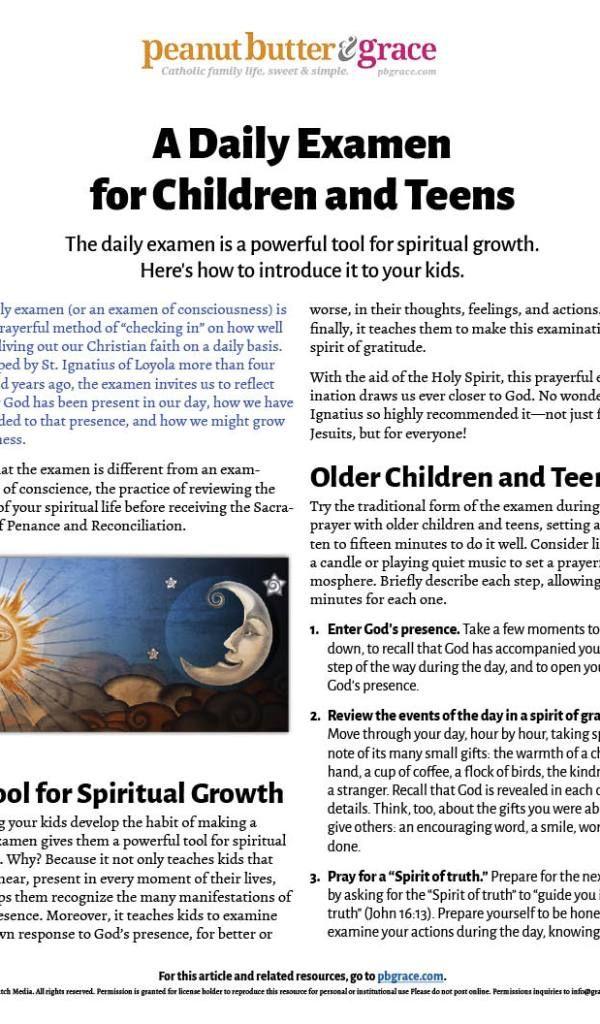 growth teaching teens about spiritual