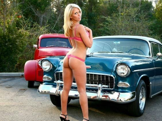 cars and girls forum vintage