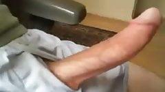 cum dick huge shot