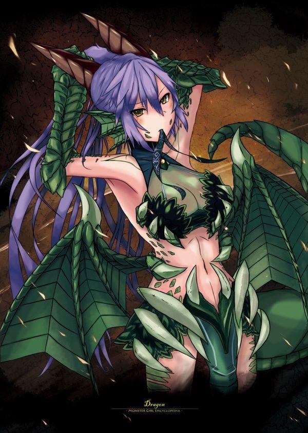 dragons sexy cartoon