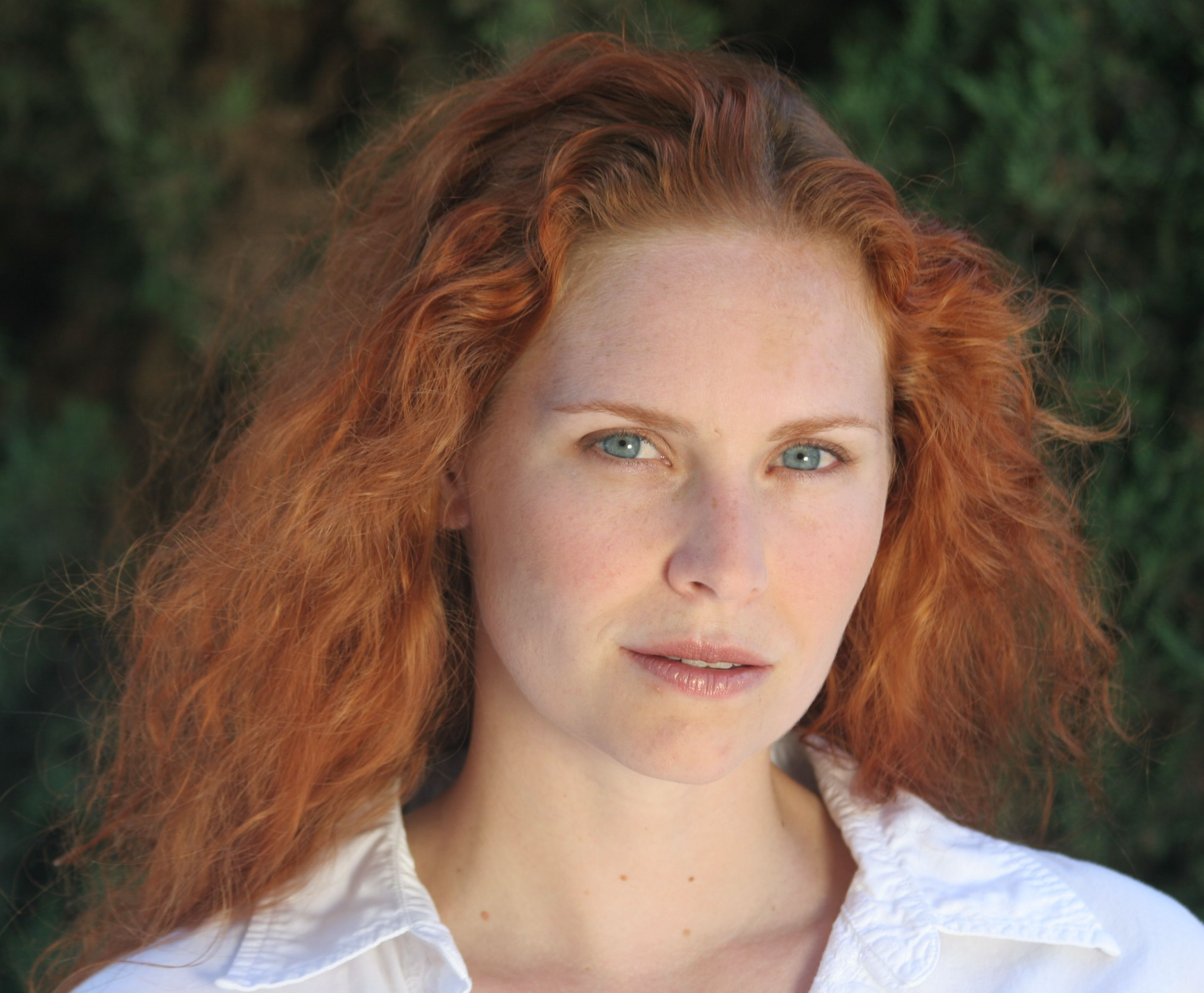 natural redhead aal