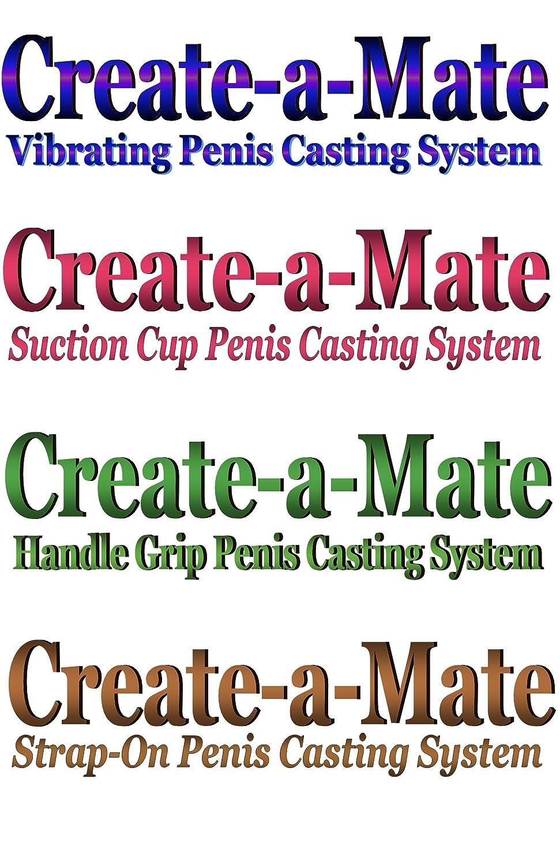 penis casting system