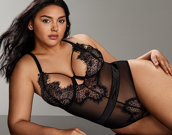 sexy lingerie plus and and size