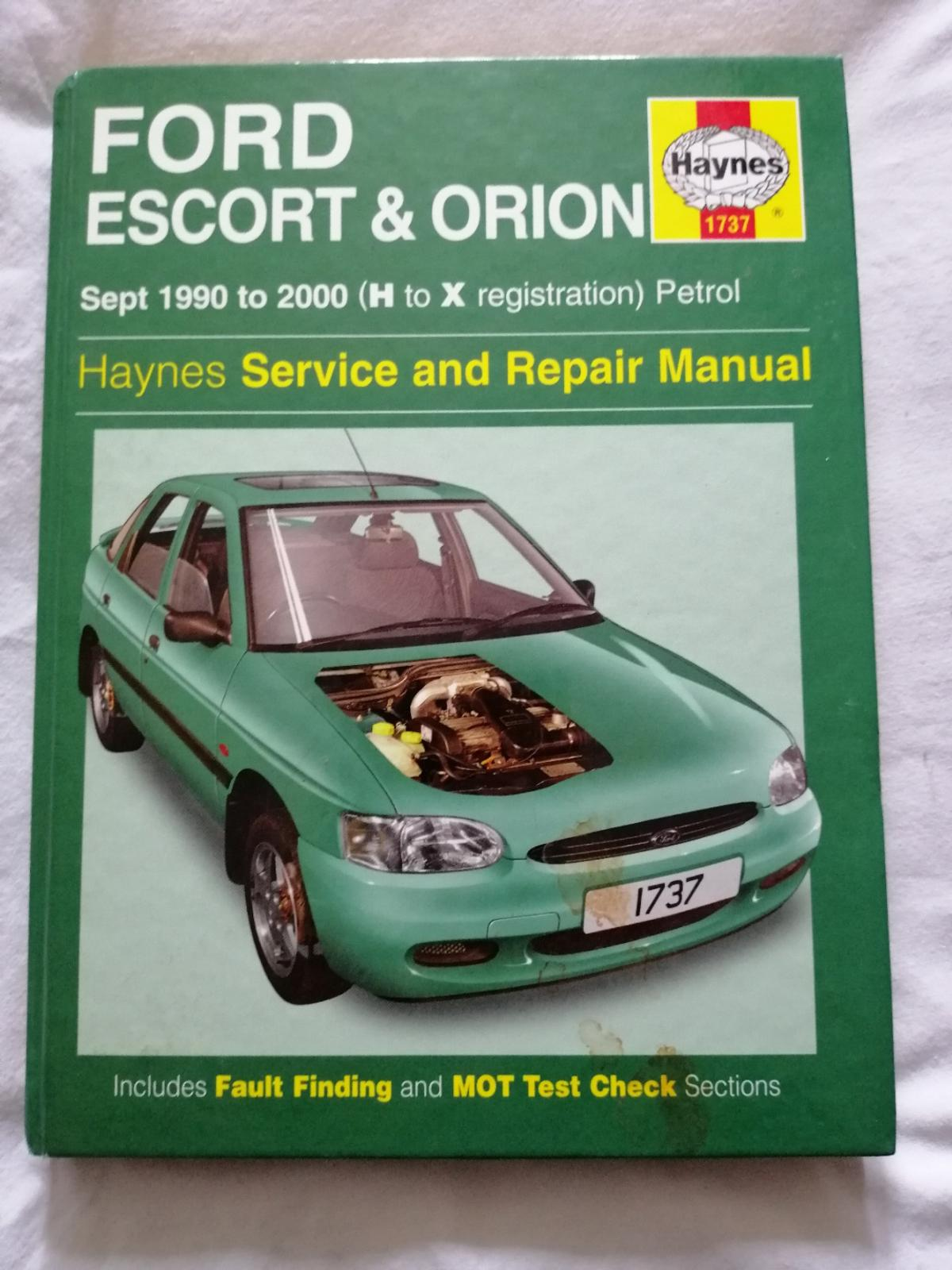 for free manual escort hayens ford