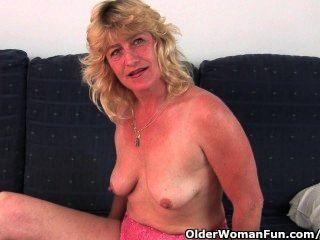 pussy wide older open