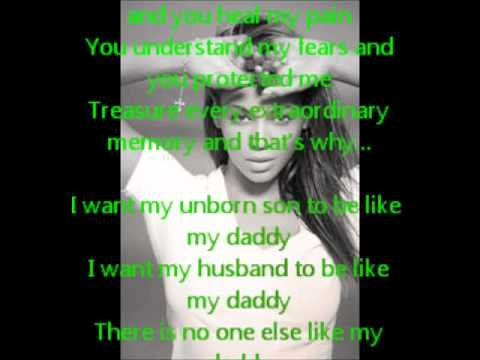 daddy beyonce my