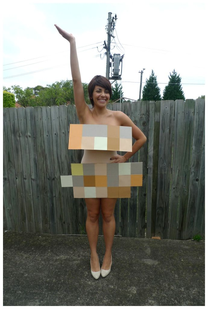costume parties nudist
