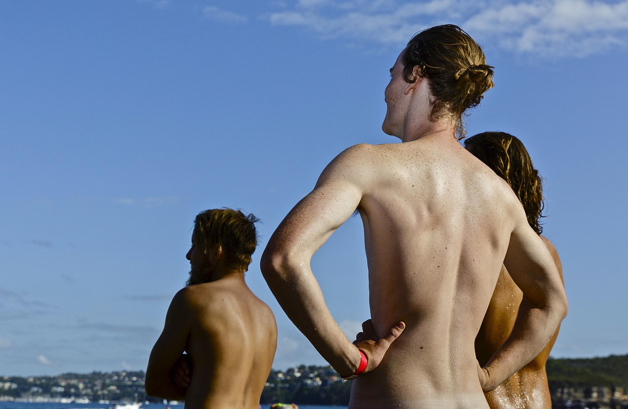 places nudist america north in