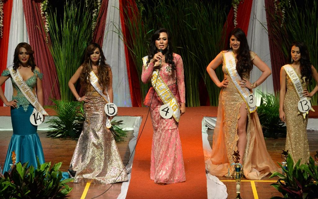 indonesia miss transvestite