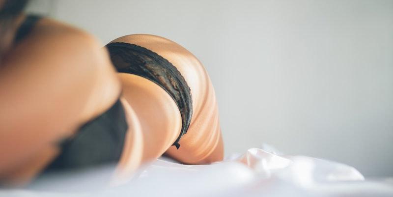 tiny pantie ass