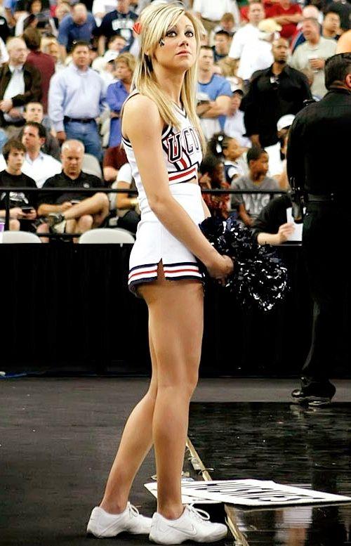 vids college sexy cheerleader