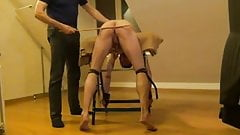 boys caned nude
