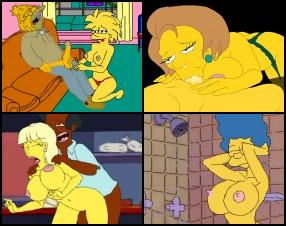 games naked simpsons