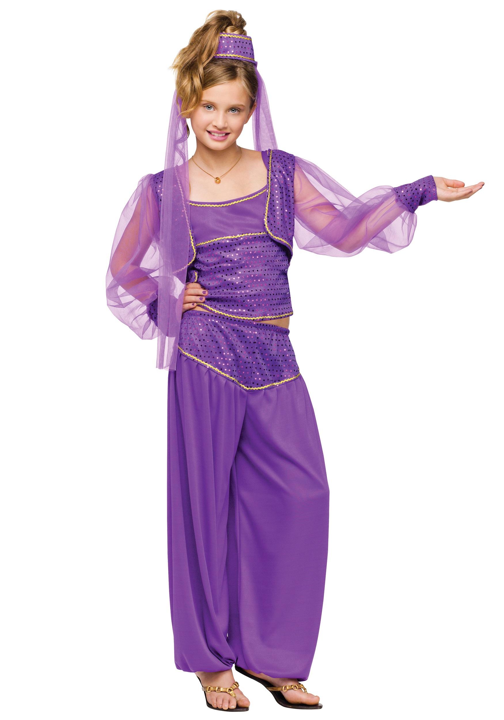 costume genie halloween teen