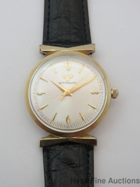 s vintage wittnauer watches men