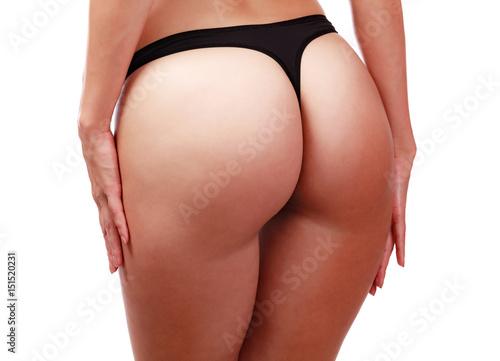 panty white ass free
