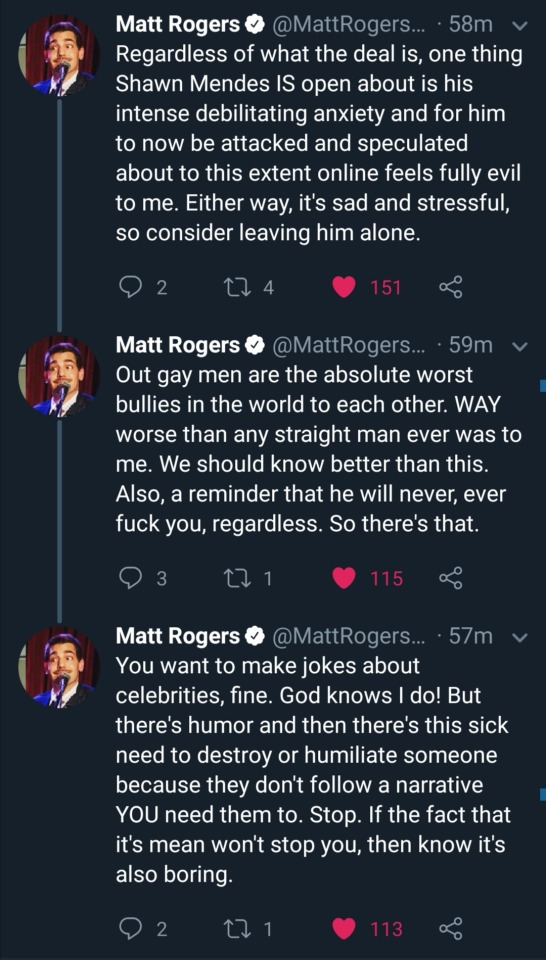 suck matt rogers