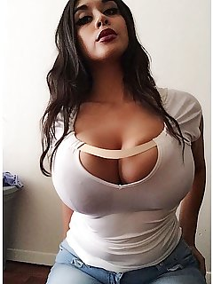 breasts huge unknown natural
