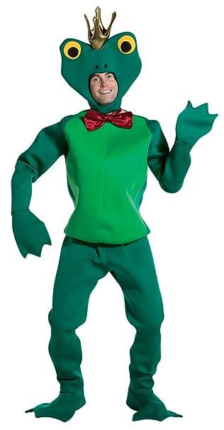 costume adult prince frog