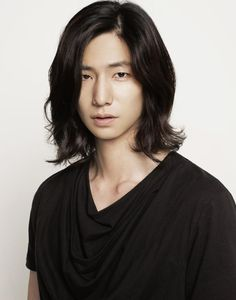 hair long boys asian