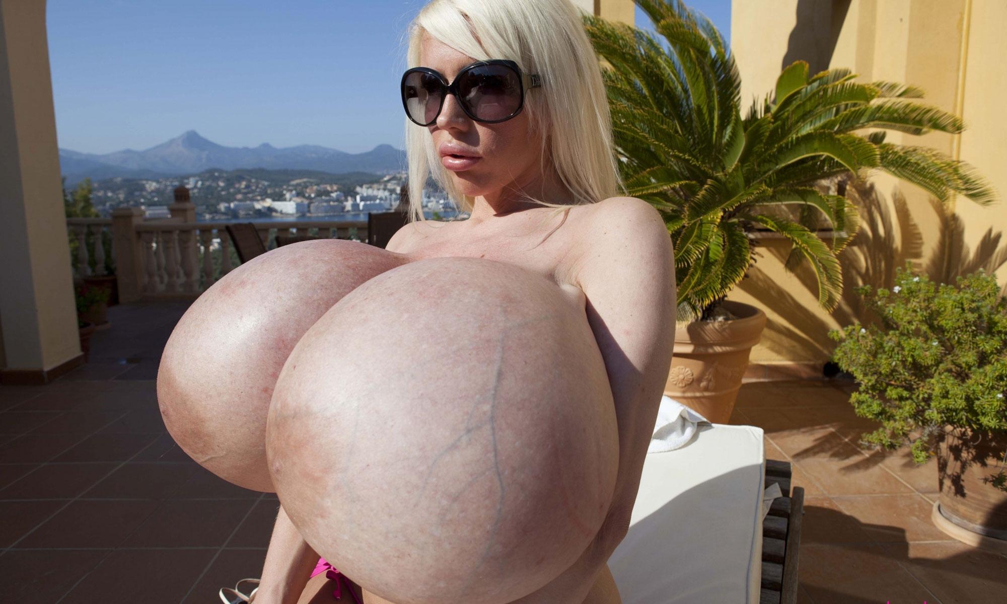 the world biggest tits