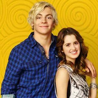 austin ally and in kiss the bed