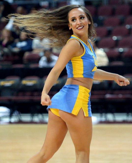 sexy college cheerleader vids