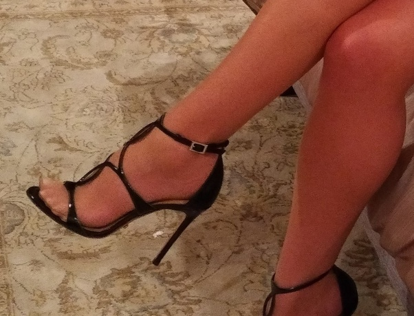 pictures heels hose fetish and
