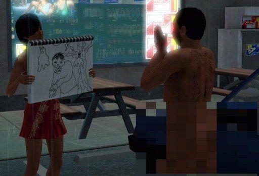 sims haveing sex