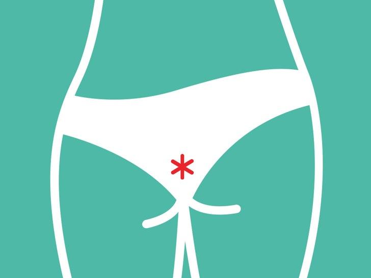 between vagina bit and anus