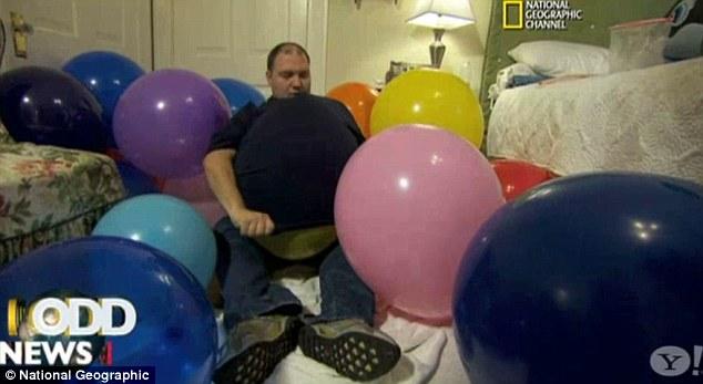 fetish site balloon