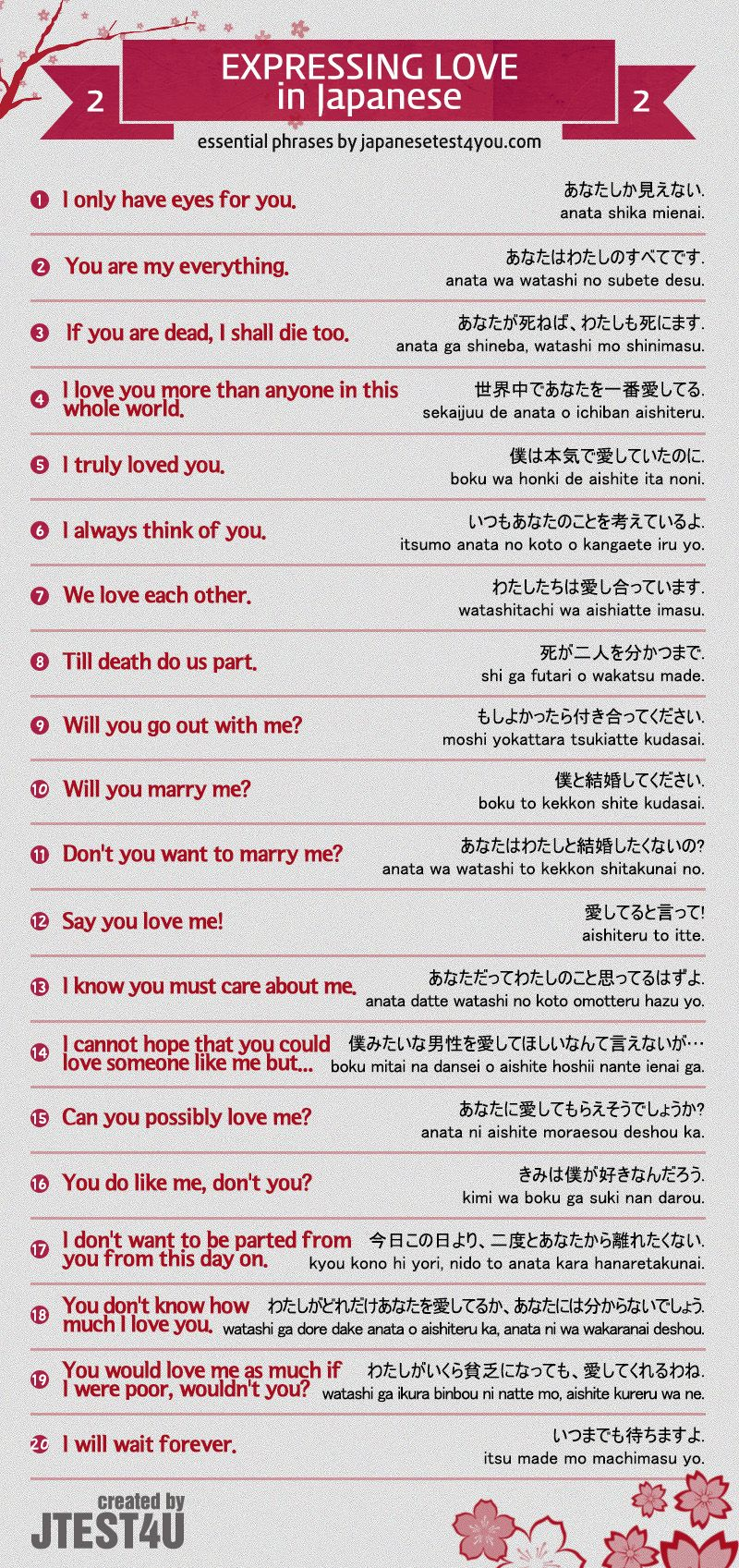 you in without japanese