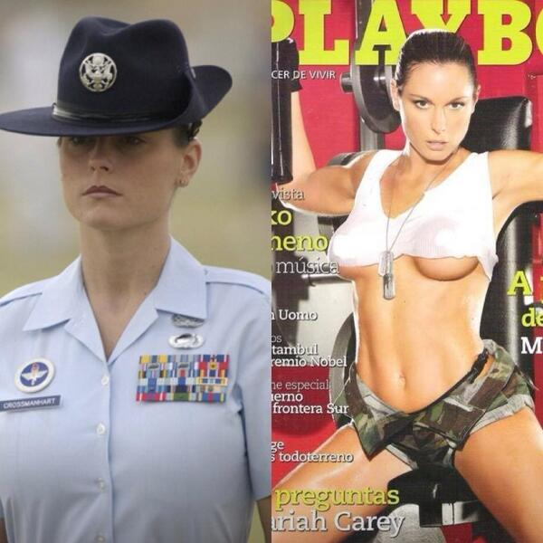 air force nude instructor