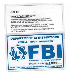 federal boob inspectors