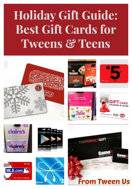 cards for gift teens