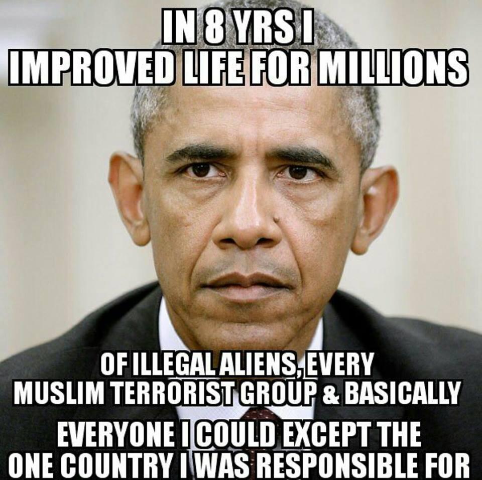 asshole obama the