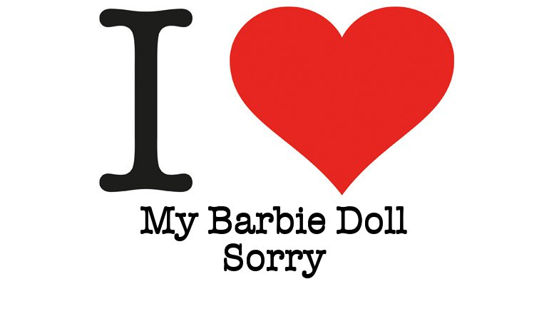 are barbie doll my you