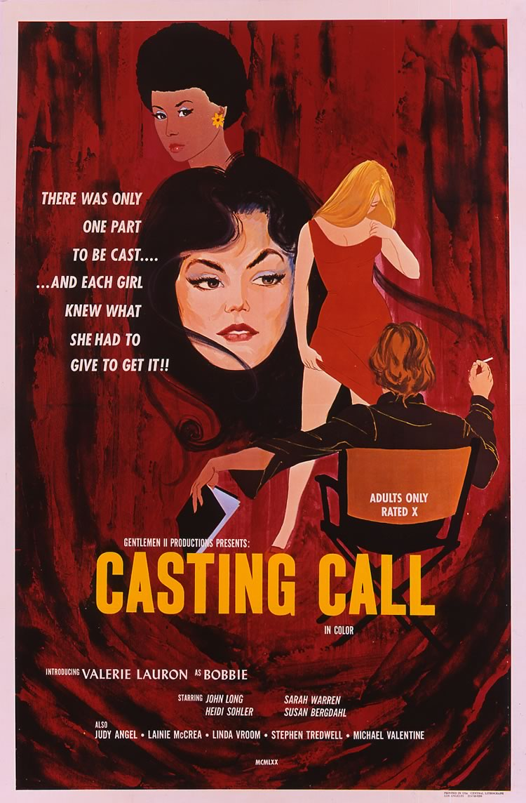 adult call casting