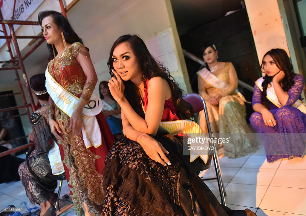miss transvestite indonesia